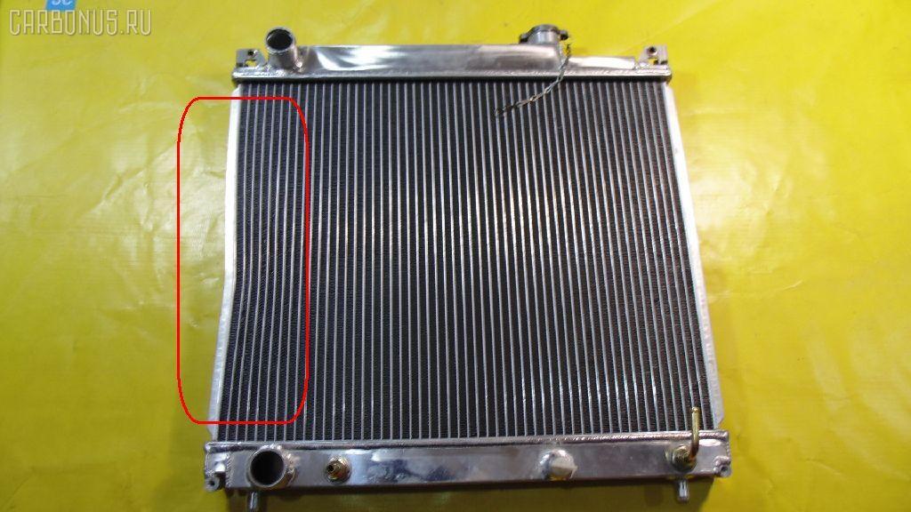 Радиатор ДВС SUZUKI ESCUDO TD52W J20A Фото 1