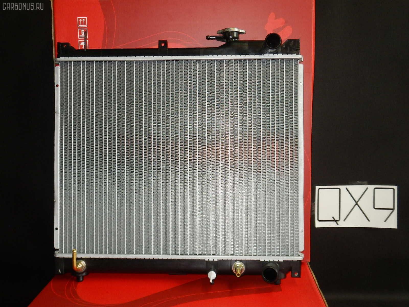 Радиатор ДВС Suzuki Escudo TA02W G16A Фото 1