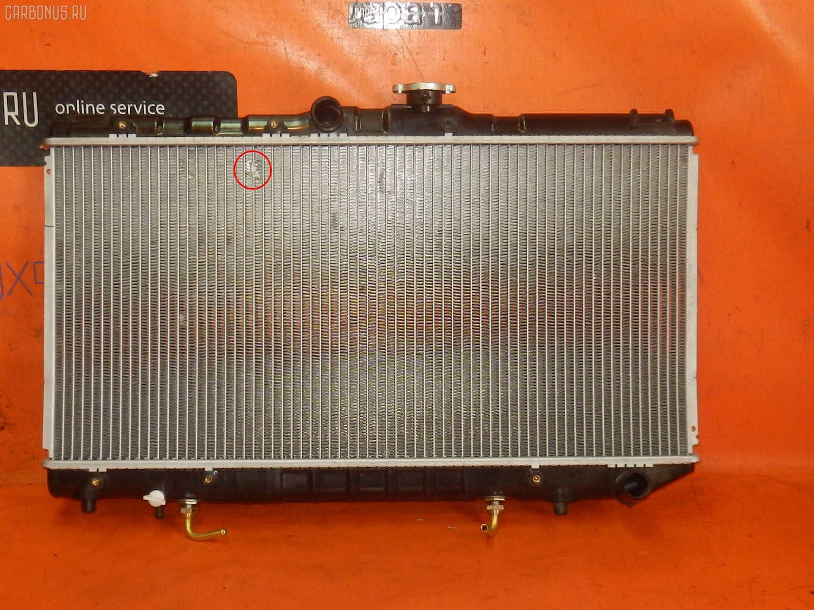 Радиатор ДВС TOYOTA CORONA CT170 2C Фото 2