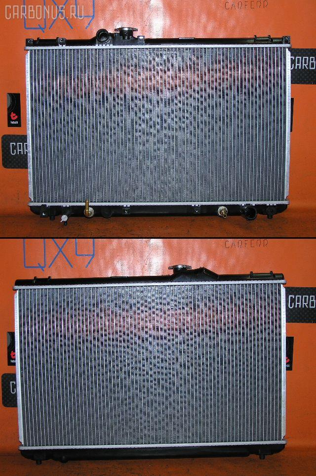 Радиатор ДВС TOYOTA CROWN JZS171 1JZ-GTE Фото 1