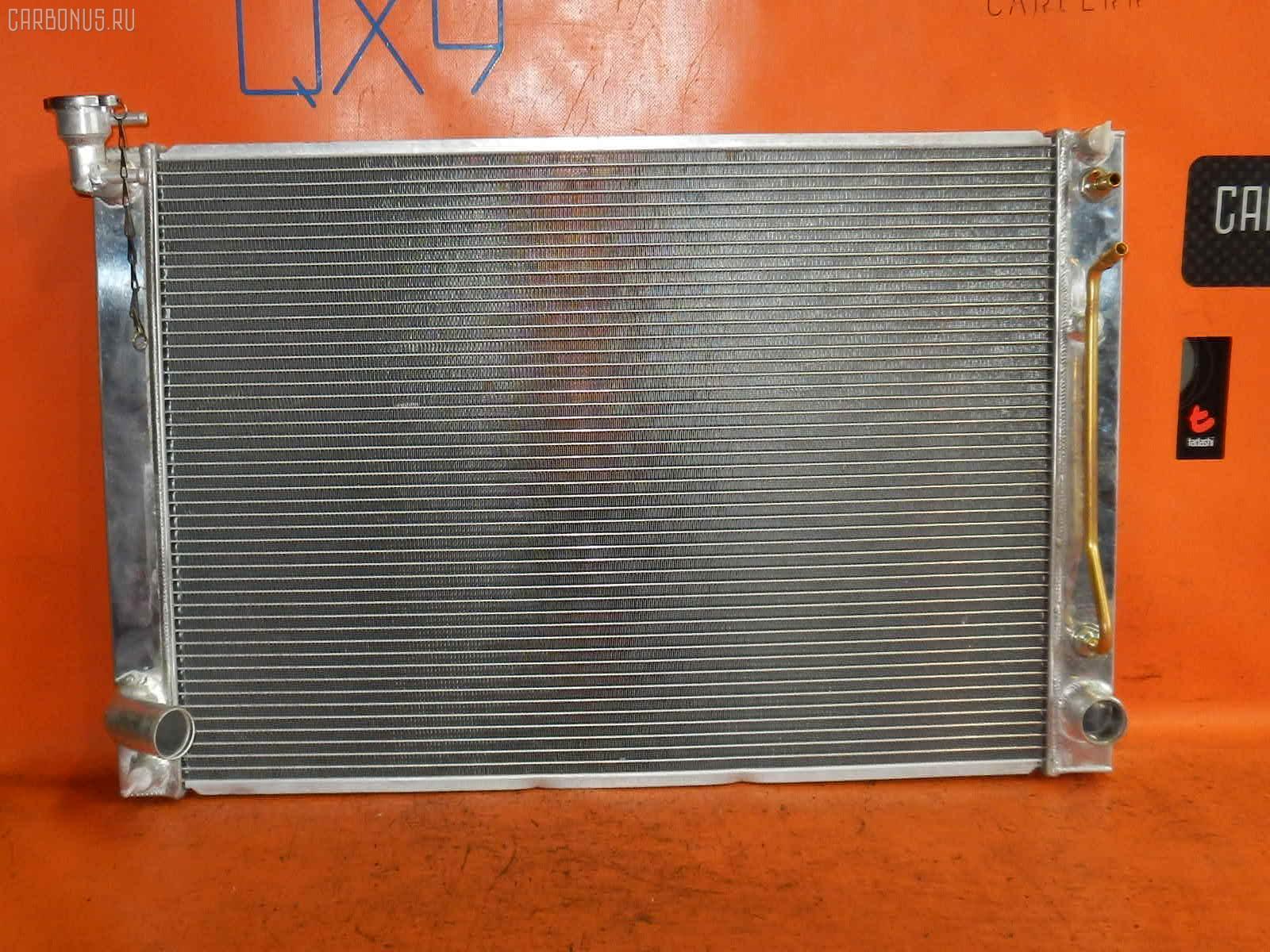 Радиатор ДВС LEXUS RX300 GSU35L 2GR-FE Фото 1