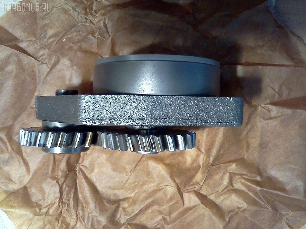 Насос масляный KOMATSU PC200-6 S6D102 Фото 4