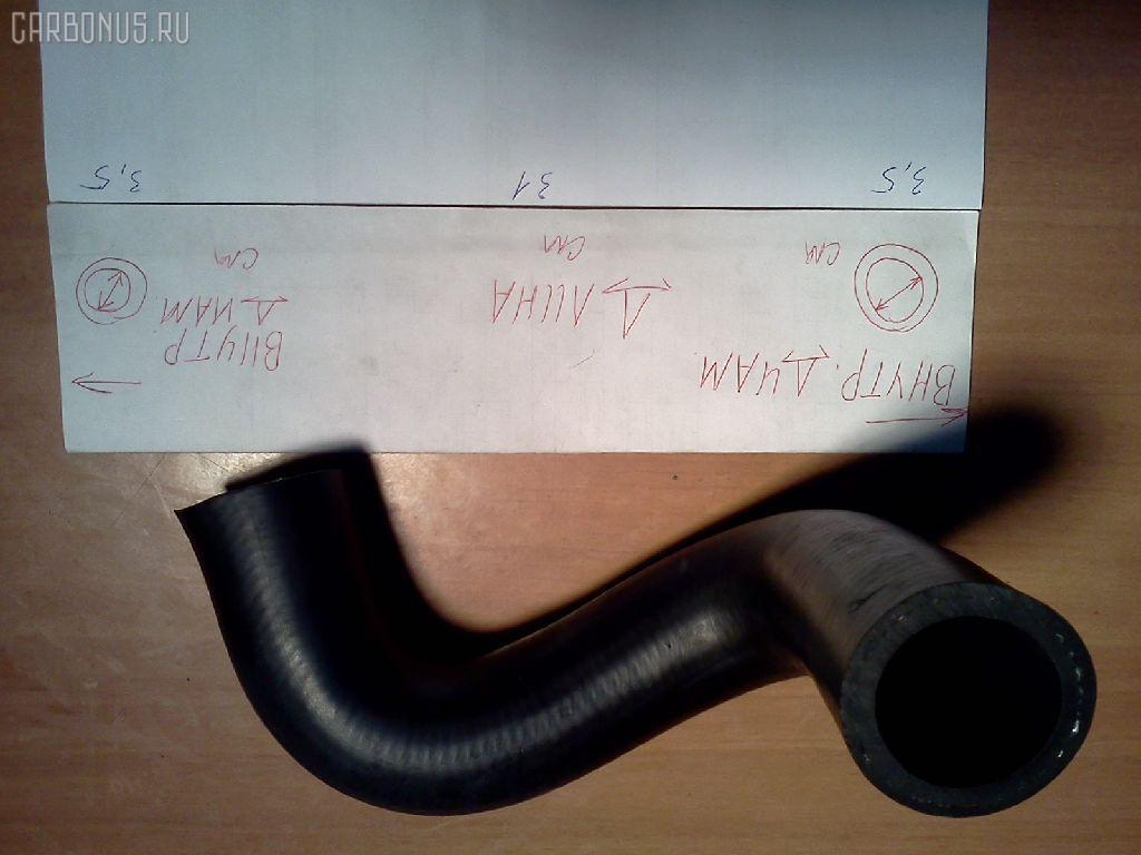 Патрубок радиатора ДВС HYUNDAI R55 Фото 1