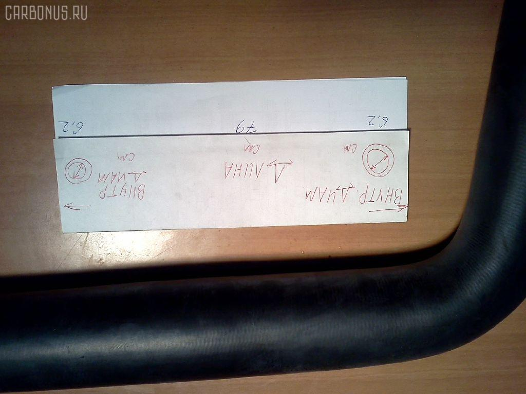 Патрубок радиатора ДВС CATERPILLAR E330B  Фото 1