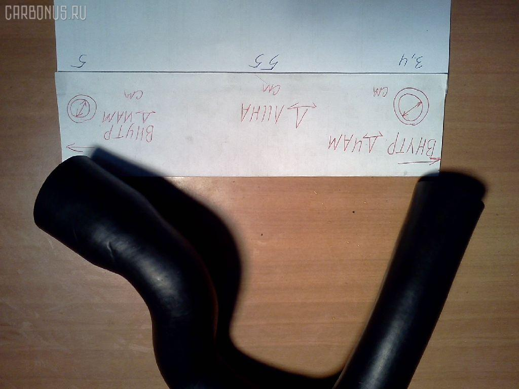 Патрубок радиатора ДВС CATERPILLAR E307 Фото 1