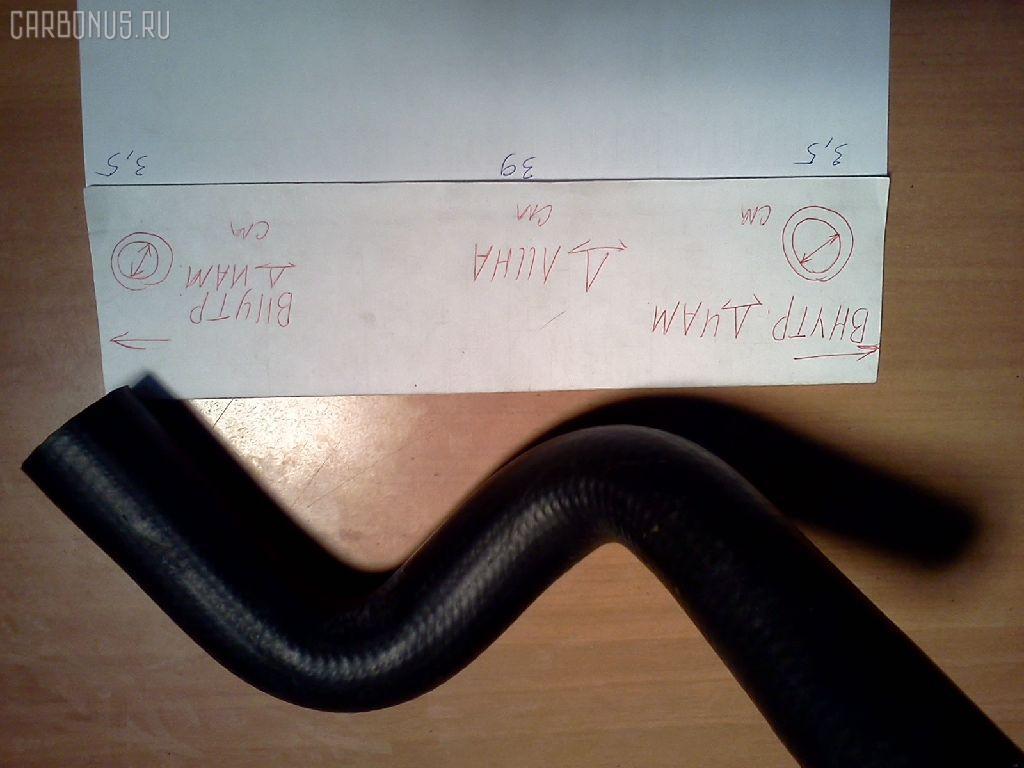 Патрубок радиатора ДВС DAEWOO DH55 4JB1 Фото 1