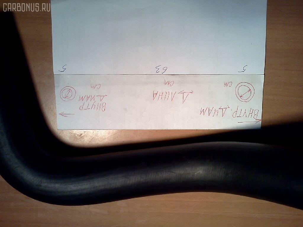 Патрубок радиатора ДВС Caterpillar E330c Фото 1