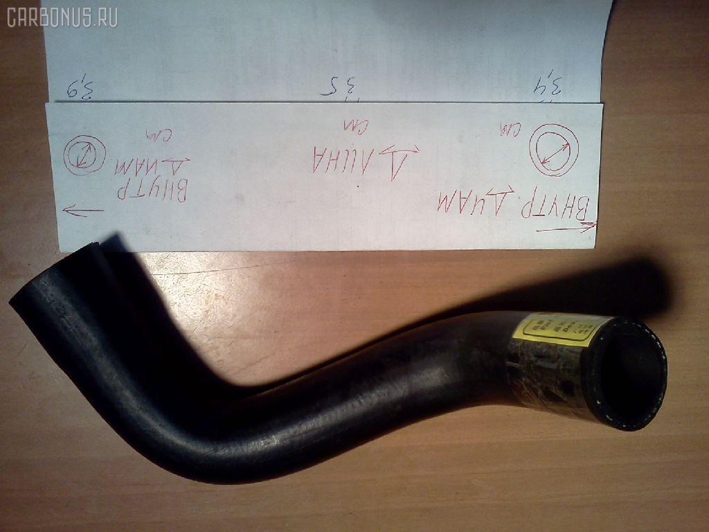 Патрубок радиатора ДВС Daewoo Dh80-7  Фото 1
