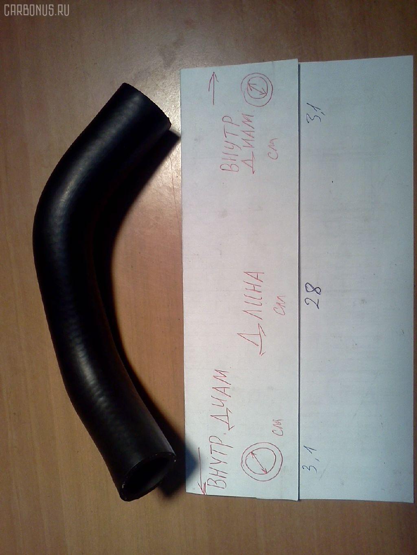 Патрубок радиатора ДВС KOMATSU PC40-7 Фото 1