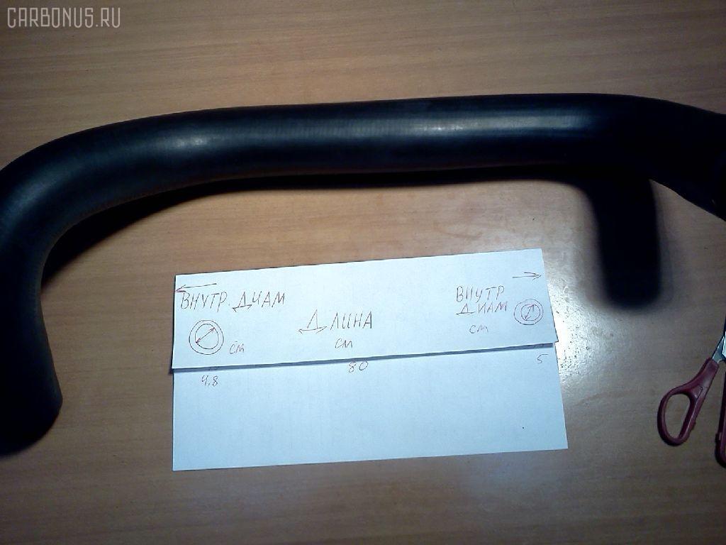 Патрубок радиатора ДВС KOMATSU PC100-5  Фото 1