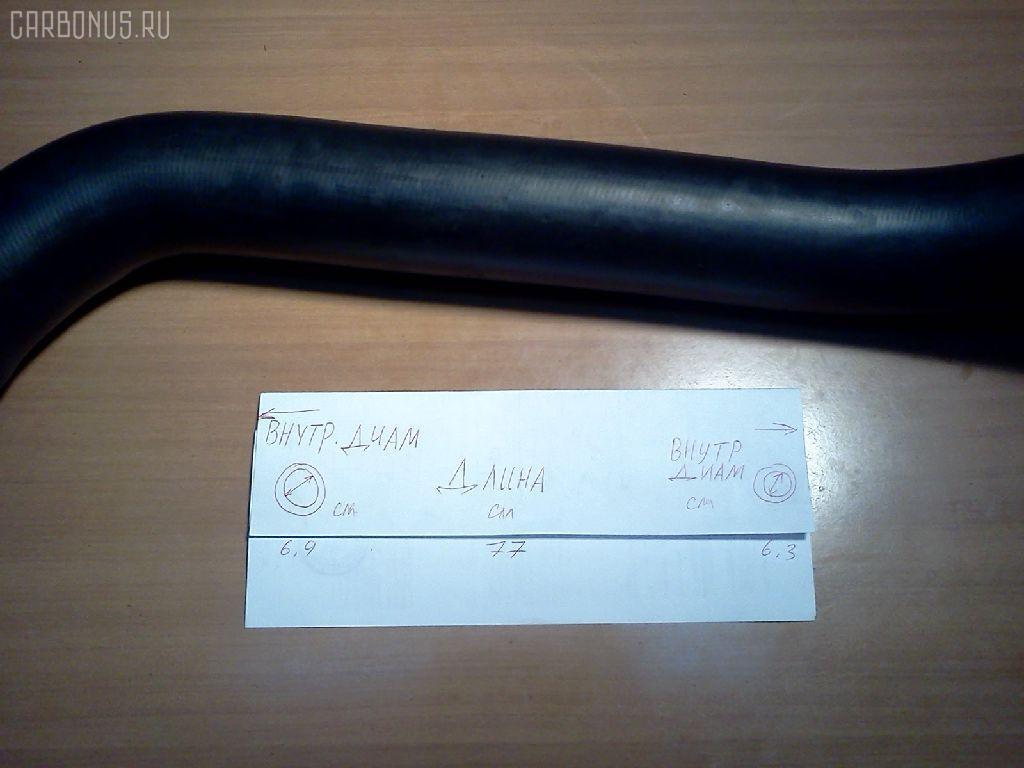 Патрубок радиатора ДВС KOBELCO SK400 Фото 1