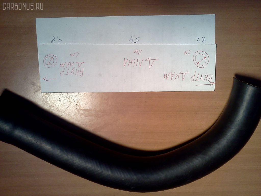 Патрубок радиатора ДВС HYUNDAI R260-7  Фото 1