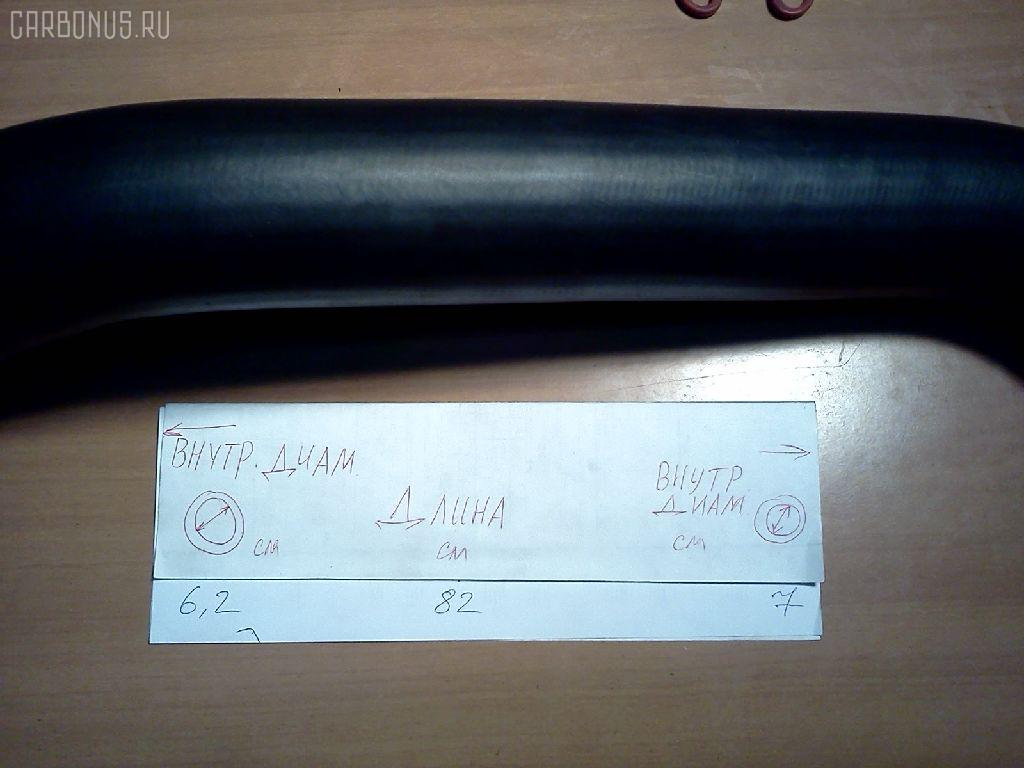 Патрубок радиатора ДВС KOBELCO SK320 Фото 1