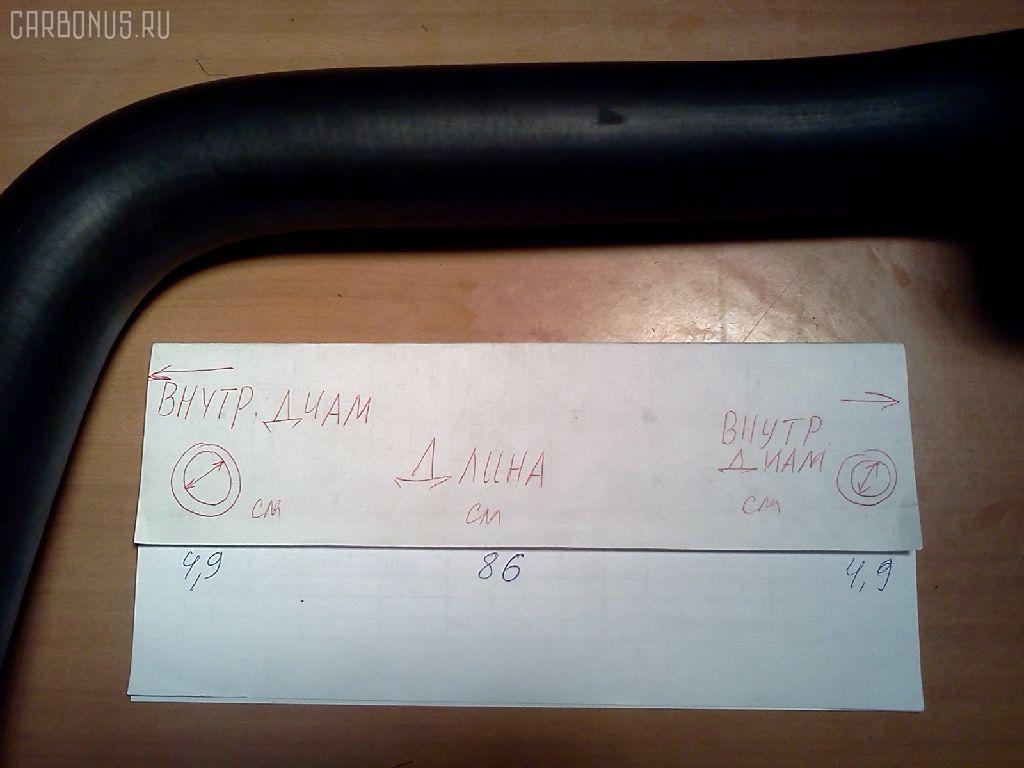 Патрубок радиатора ДВС KOMATSU PC100-3 Фото 1