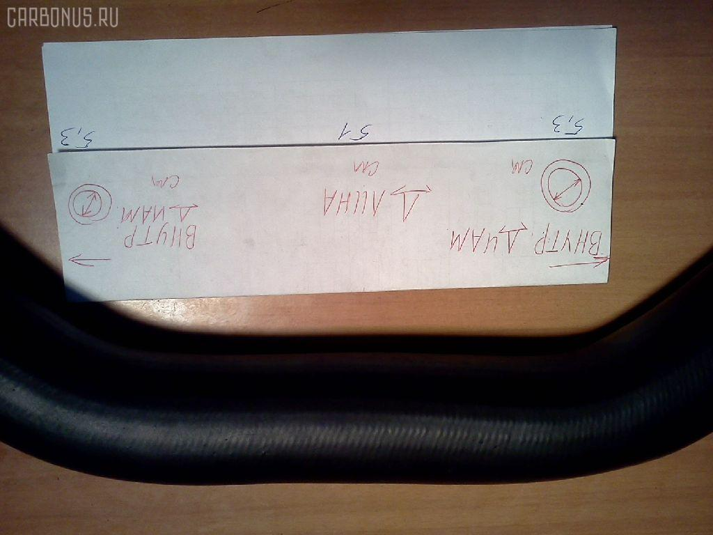 Патрубок радиатора ДВС KATO HD700 Фото 1