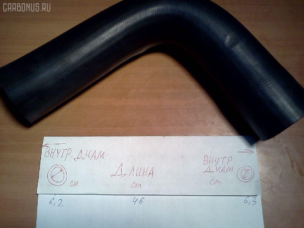 Патрубок радиатора ДВС SUMITOMO SH450 Фото 1