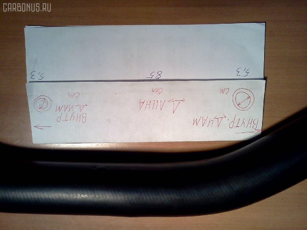 Патрубок радиатора ДВС SUMITOMO SH200A3 Фото 1