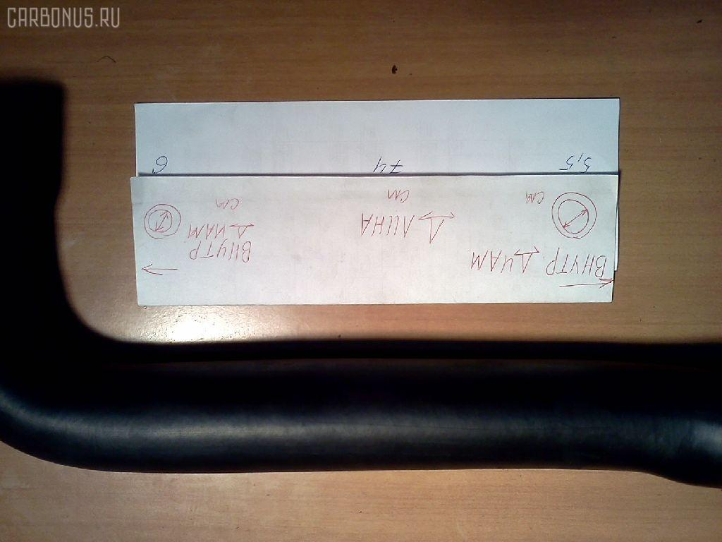 Патрубок радиатора ДВС KOMATSU PC200-2 Фото 1