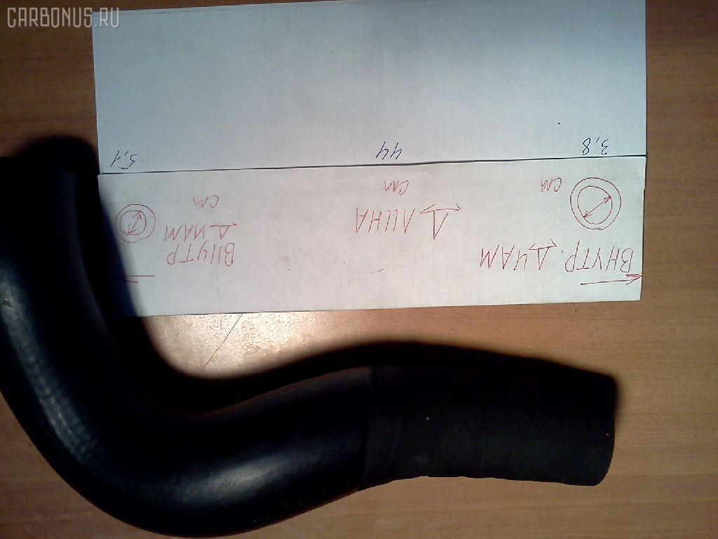 Патрубок радиатора ДВС CATERPILLAR E200B Фото 1