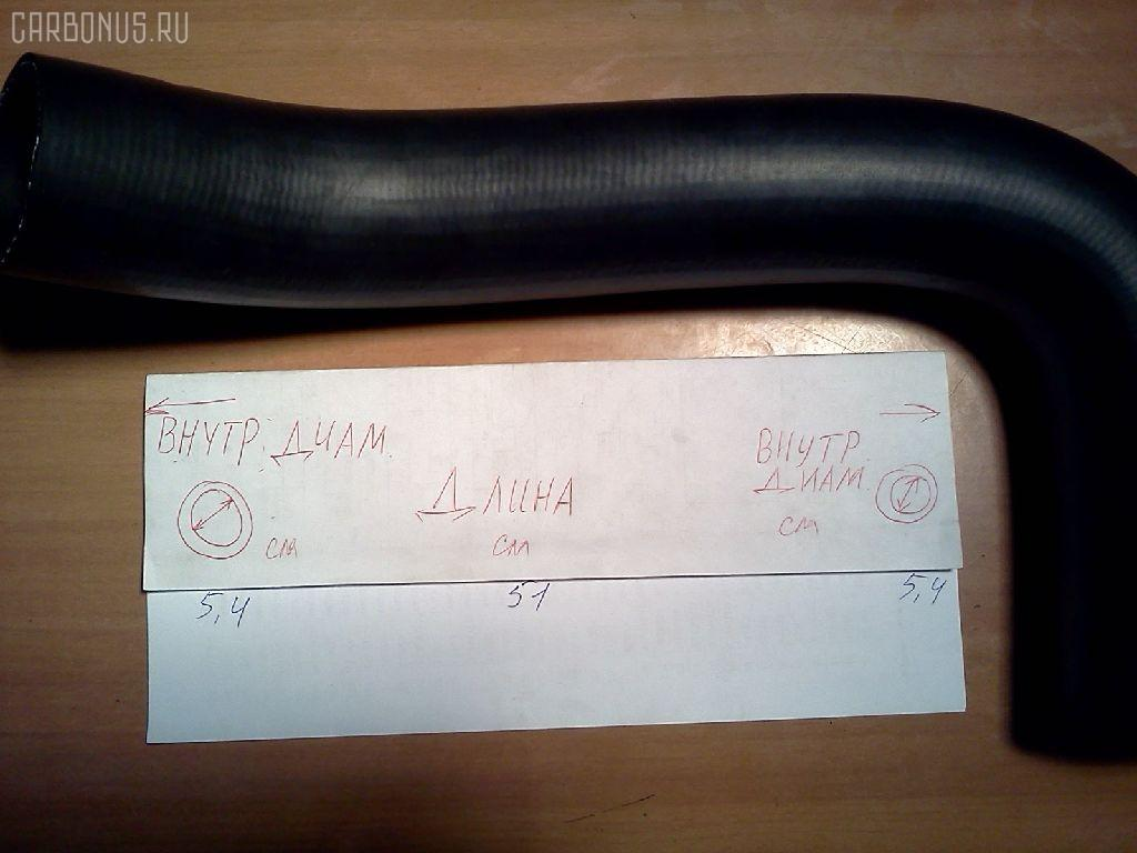 Патрубок радиатора ДВС DAEWOO DH300-5 Фото 1