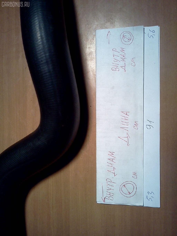 Патрубок радиатора ДВС HITACHI EX200-6 Фото 1