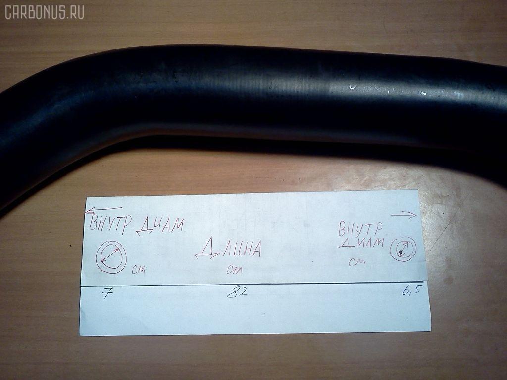 Патрубок радиатора ДВС Sumitomo Sh340 Фото 1