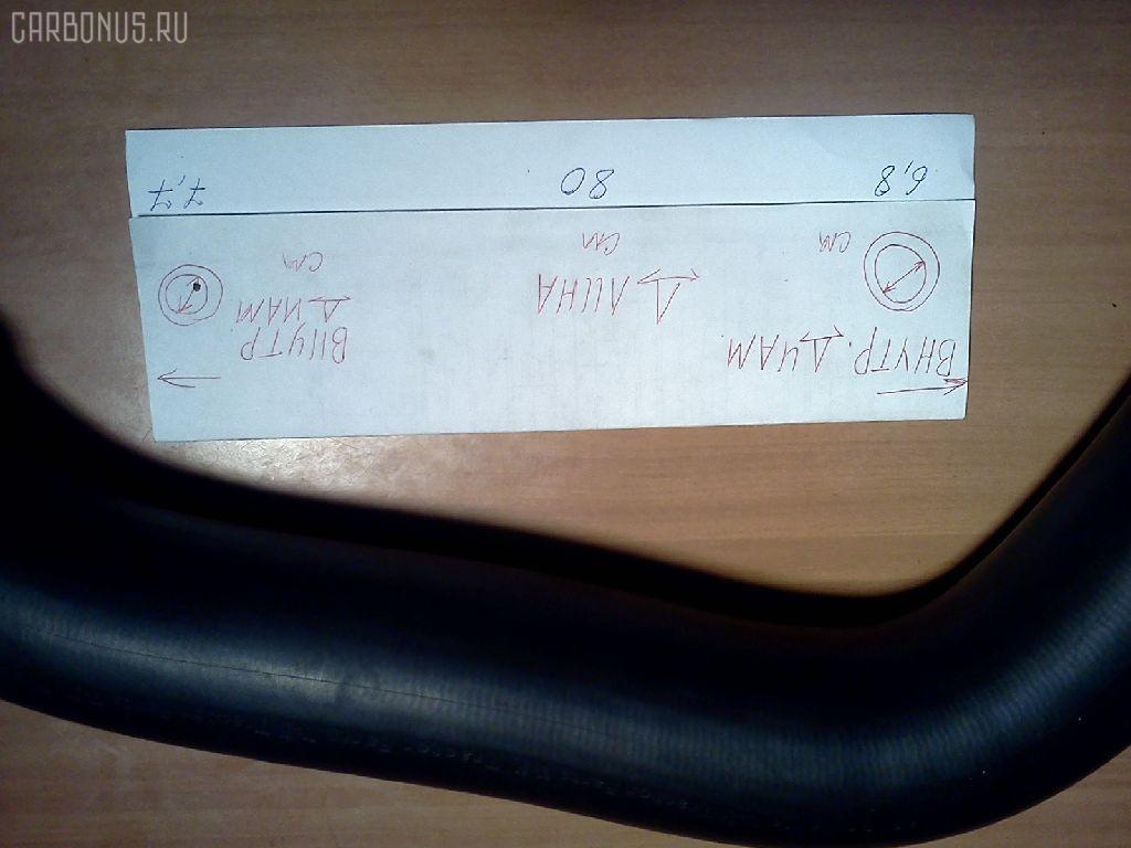 Патрубок радиатора ДВС SUMITOMO SH350 Фото 1