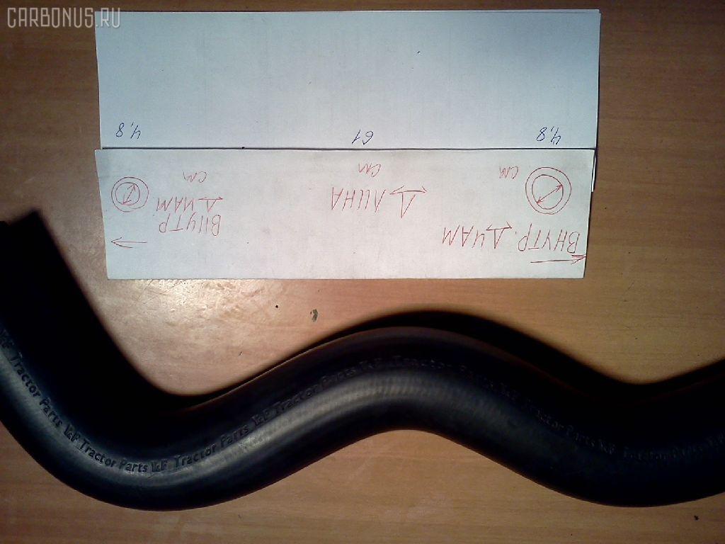 Патрубок радиатора ДВС Kobelco Sk200-6 Фото 1