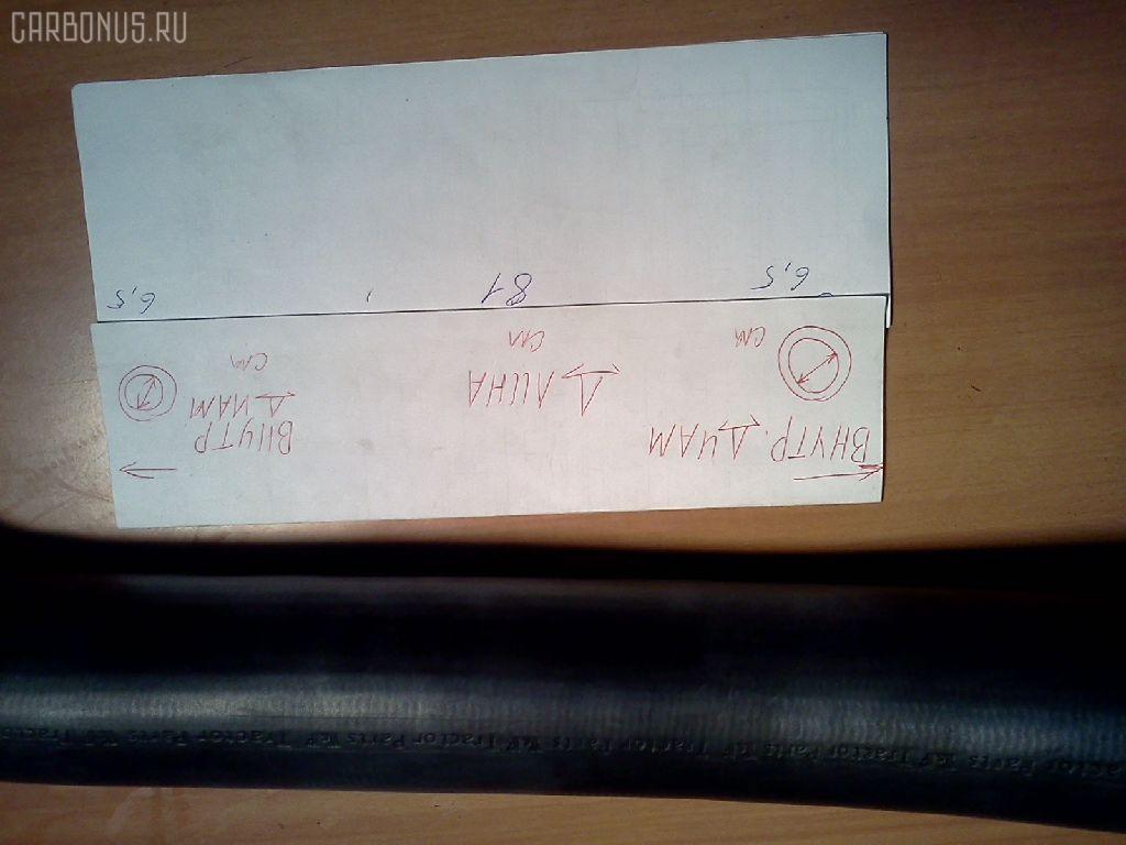 Патрубок радиатора ДВС CATERPILLAR D6-11 Фото 1