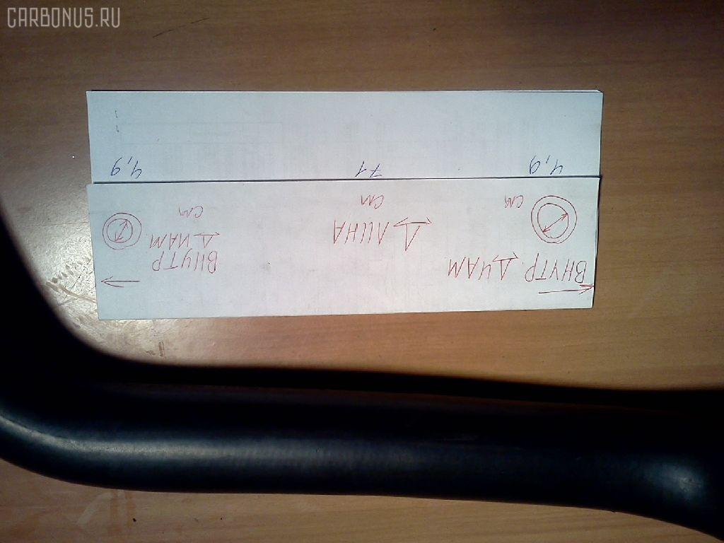 Патрубок радиатора ДВС KOMATSU PC200-8 Фото 1