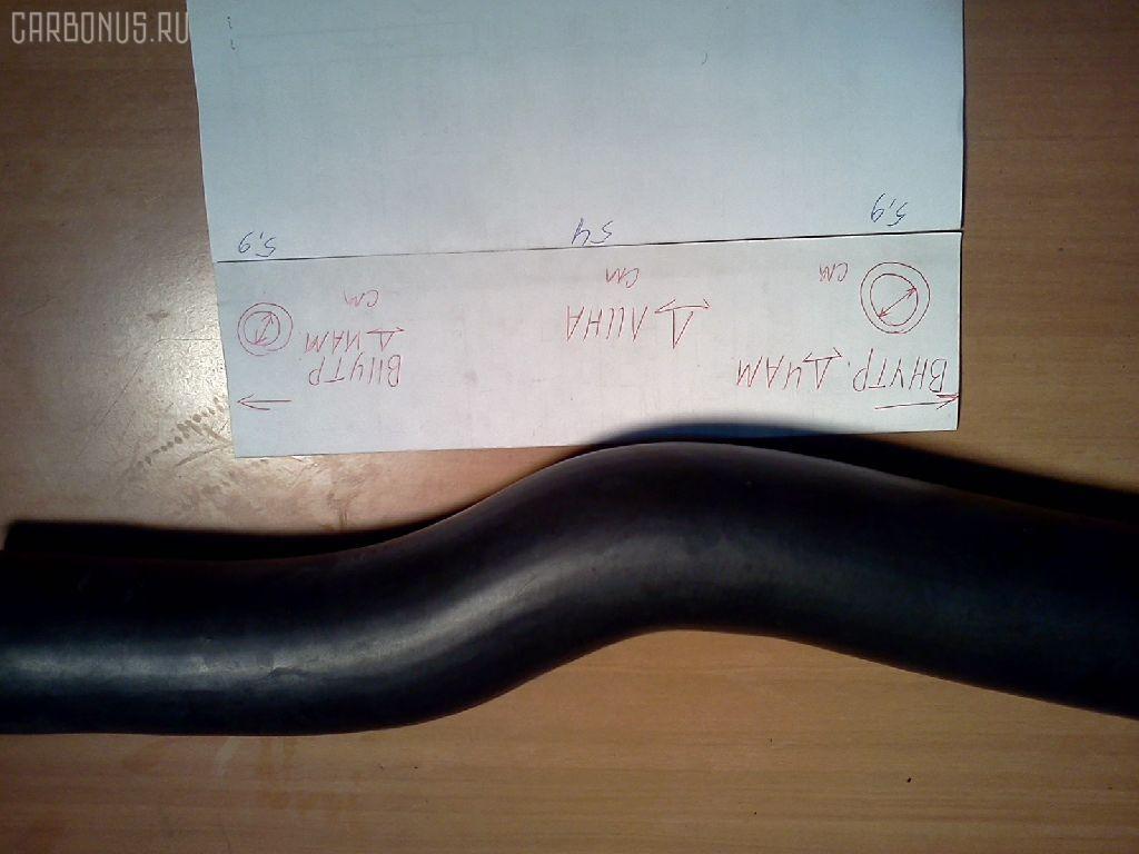 Патрубок радиатора ДВС HYUNDAI R225-7 Фото 1