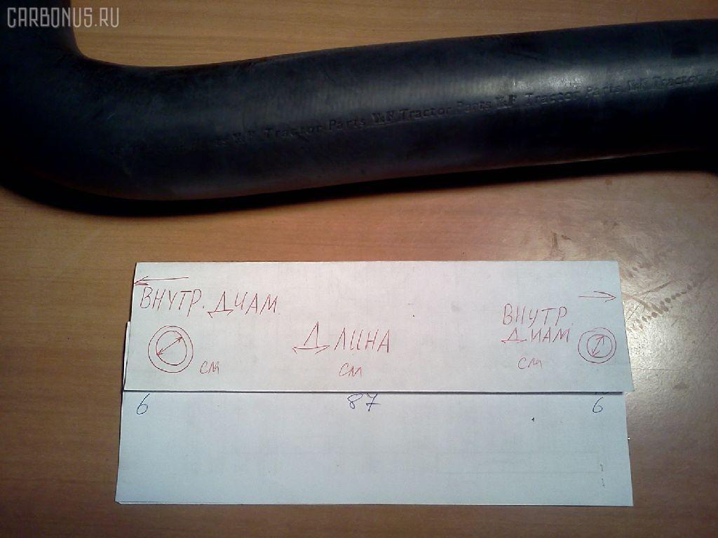 Патрубок радиатора ДВС KOMATSU PC400-3 Фото 1