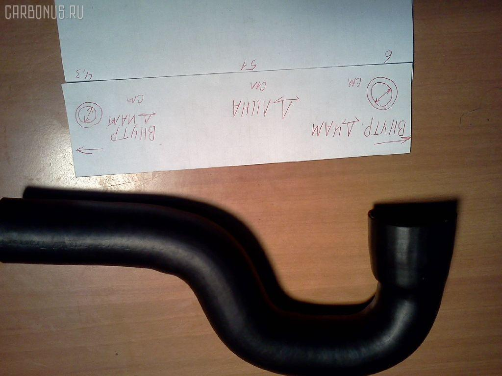 Патрубок радиатора ДВС KOMATSU PC55 Фото 1