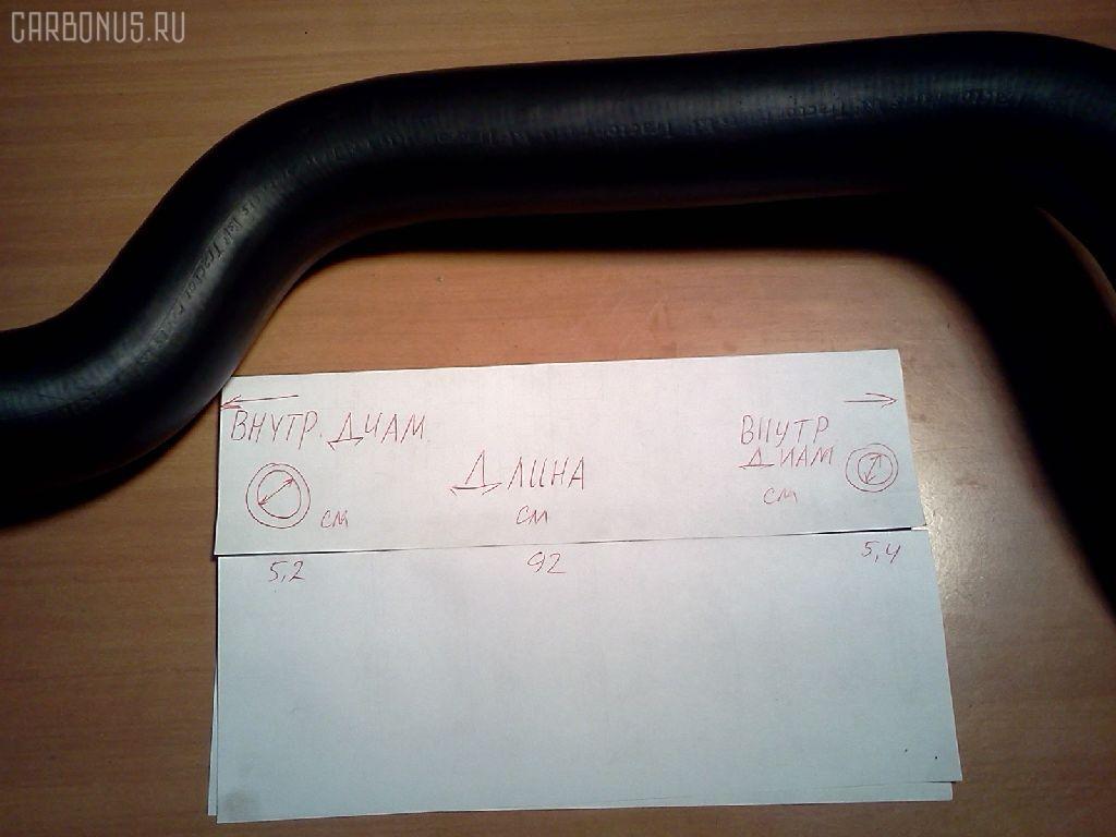 Патрубок радиатора ДВС KOBELCO SK135 Фото 1