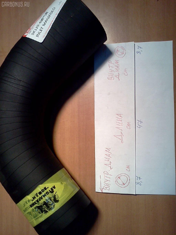 Патрубок турбины KOBELCO SK120-6 Фото 1