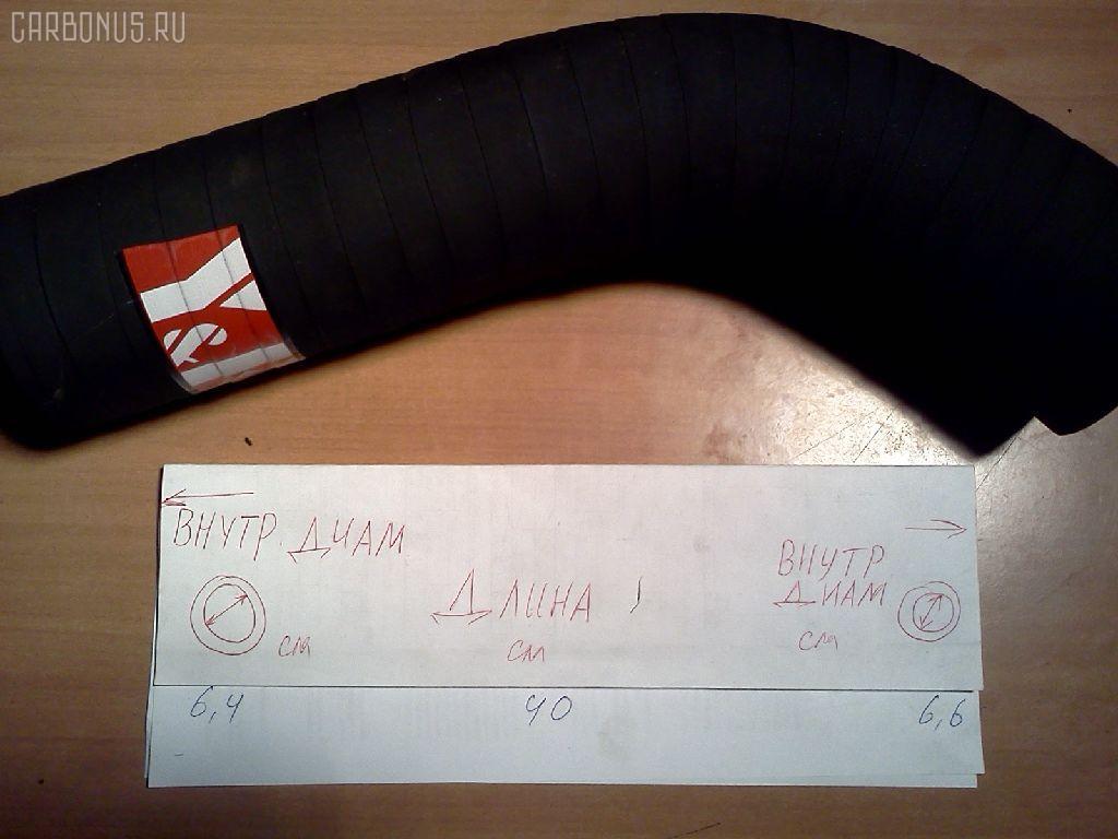 Патрубок интеркуллера HITACHI EX300 Фото 1