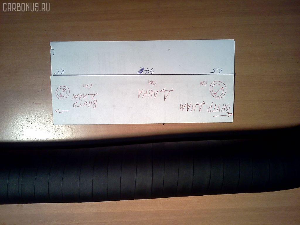 Патрубок интеркуллера Hitachi Ex200-6 Фото 1