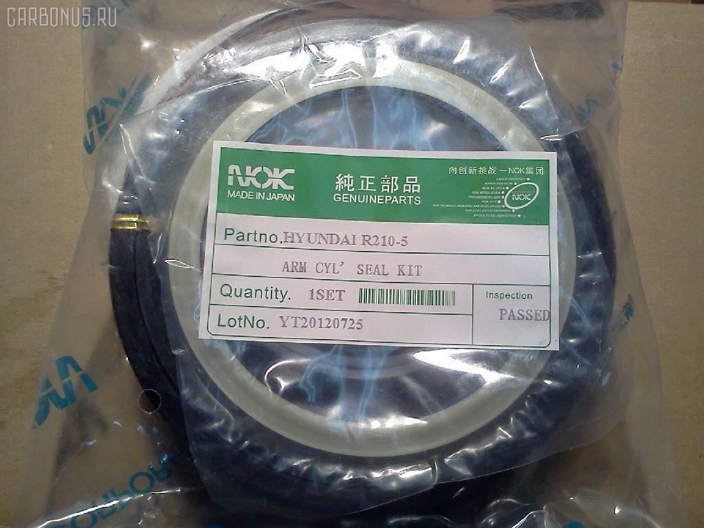 Ремкомплект гидроцилиндра Hyundai R210-5 Фото 1