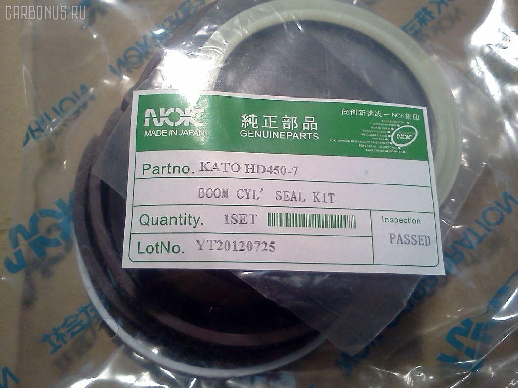 Ремкомплект гидроцилиндра KATO HD450-7 Фото 1