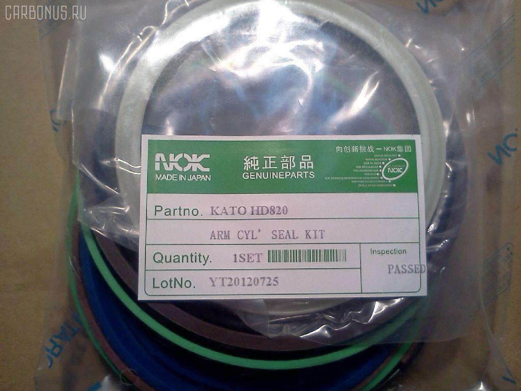 Ремкомплект гидроцилиндра KATO HD820 Фото 1