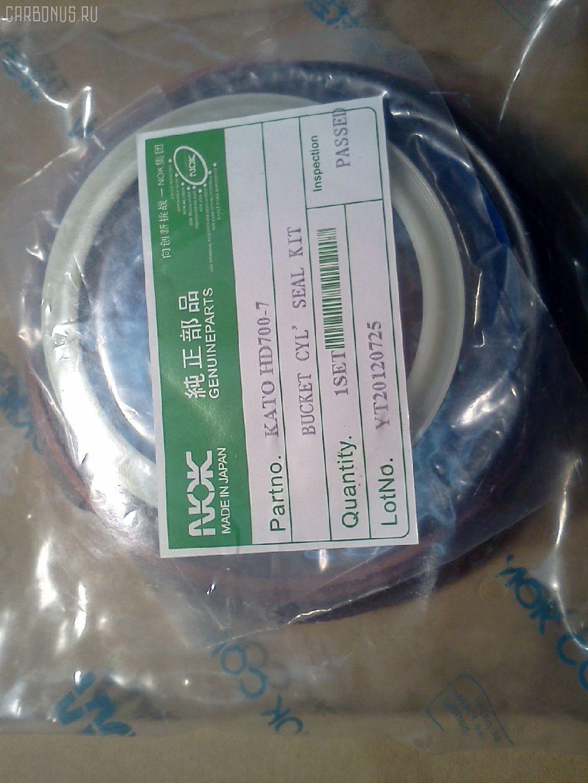 Ремкомплект гидроцилиндра KATO HD700-7 Фото 1