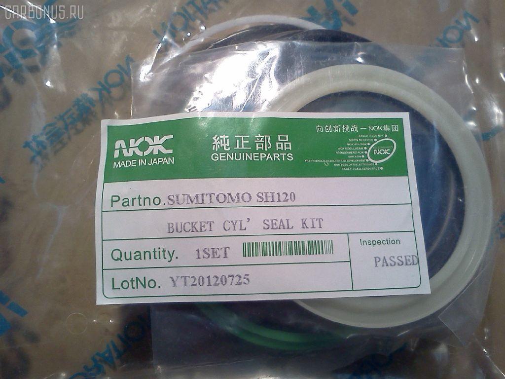 Ремкомплект гидроцилиндра SUMITOMO SH120 Фото 1