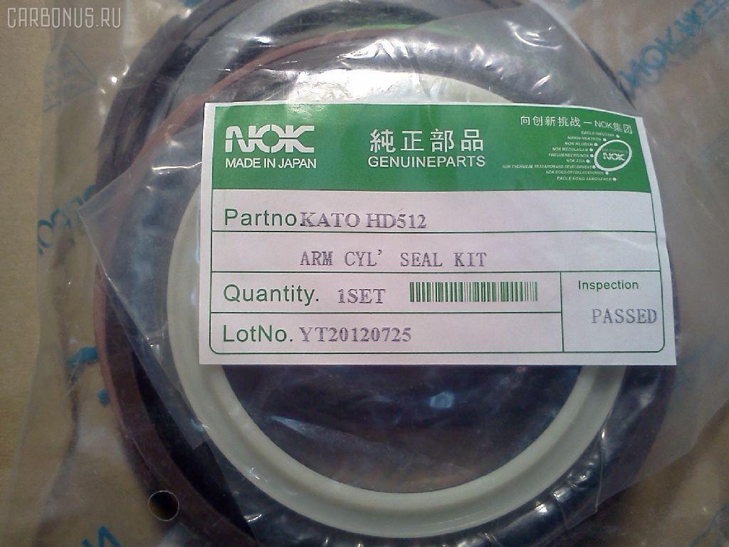 Ремкомплект гидроцилиндра KATO HD512 Фото 1