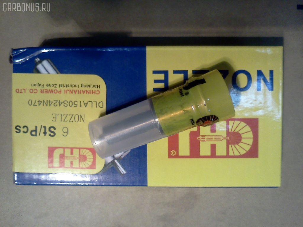 Распылитель форсунки HINO TRUCK EF750 Фото 1