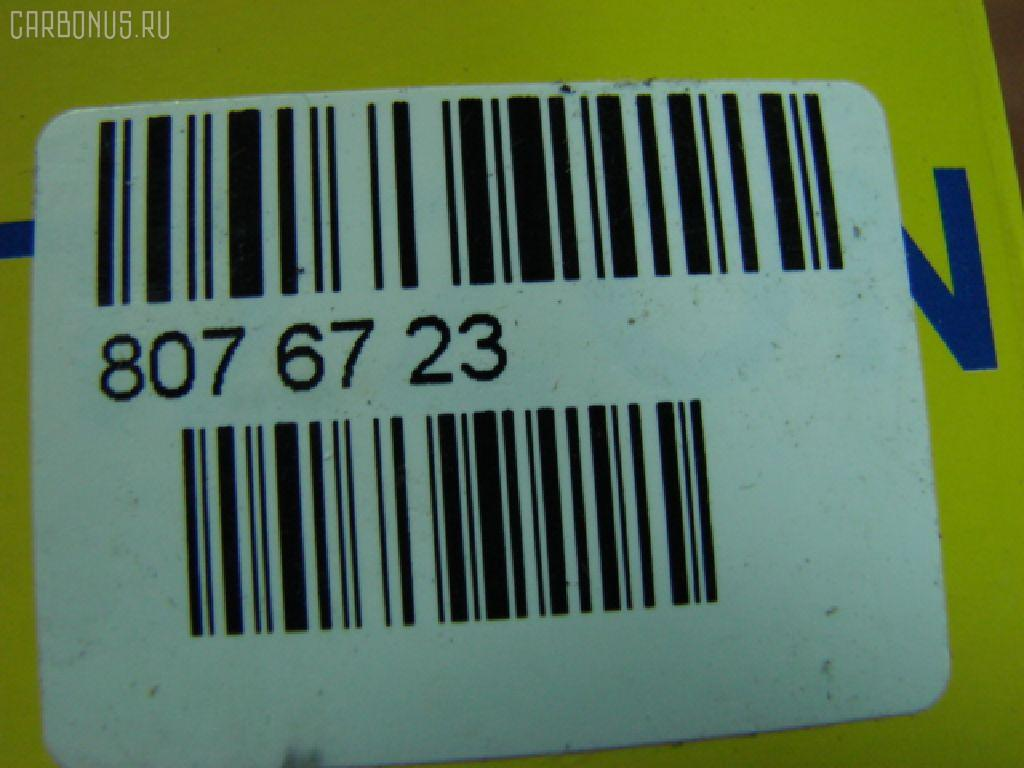 Распылитель форсунки TOYOTA GRAND HIACE KCH10W 1KZ-TE Фото 2