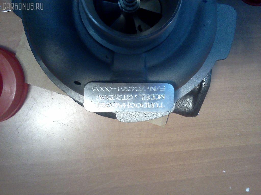 Турбина BMW X5 E53 M57 Фото 1
