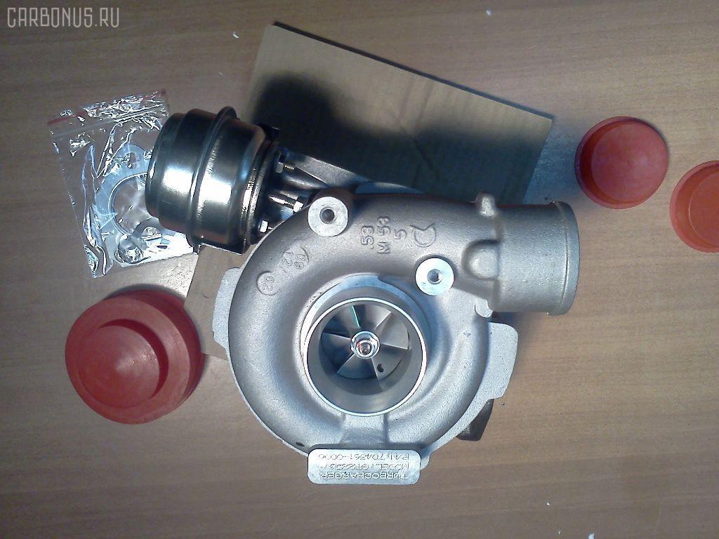 Турбина BMW X5 E53 M57 Фото 2