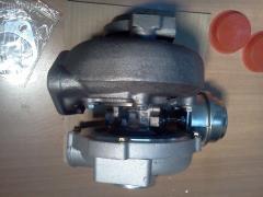 Турбина BMW X5 E53 M57 Фото 6