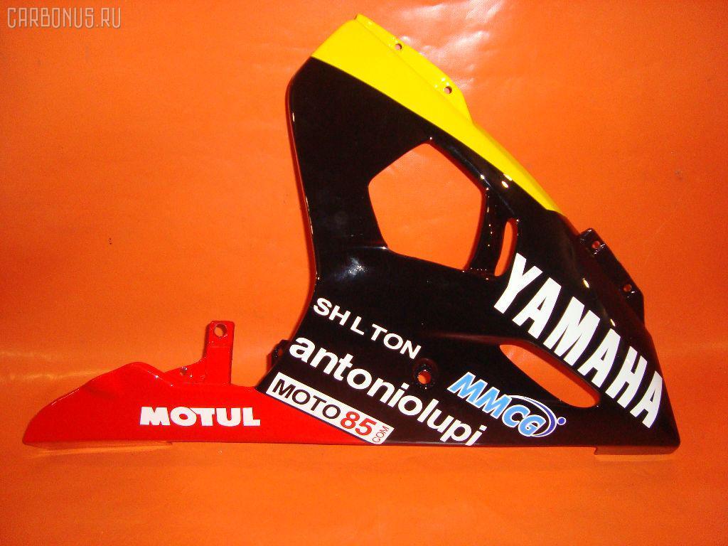 Щиток мотоциклетный YAMAHA YZF-R6 Фото 4