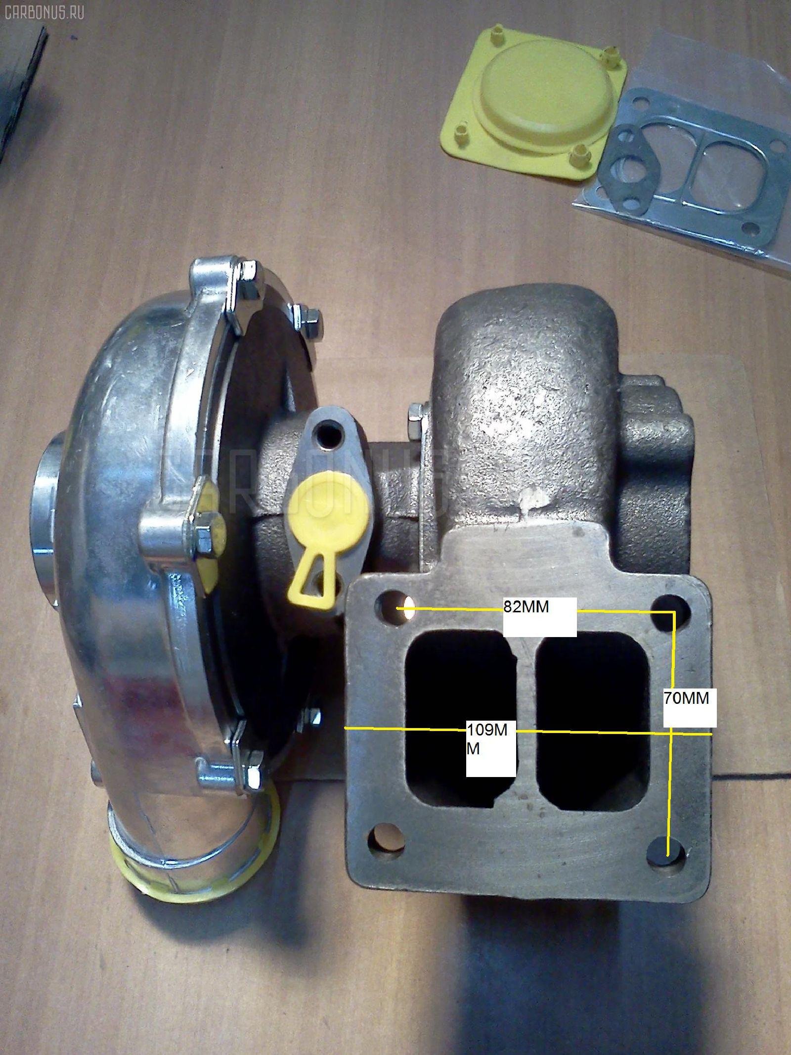 Турбина HITACHI EX300-2 6SD1 Фото 3